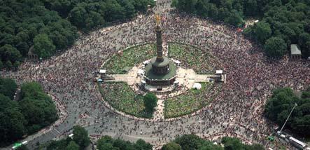 Obama to speak at Berlin's Siegessäule on Thursday