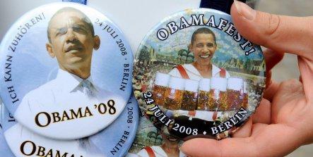 Germany cheers Obama's Berlin visit