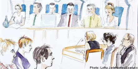 Mother identifies German suspect
