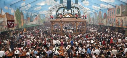 Oktoberfest tent spots already booked up