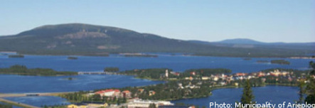 Swedish town: 'Go north and claim your reward'