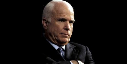 Lambsdorff demands McCain retract 'fawning Germans' comment