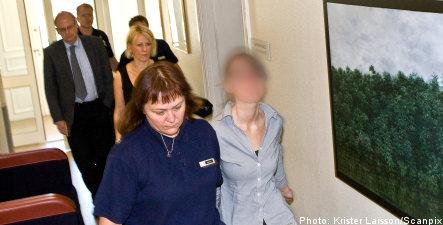 Arboga murder trial underway