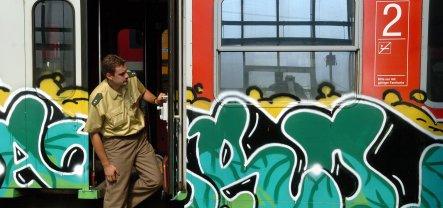 Berlin's public transport most-vandalized in Germany