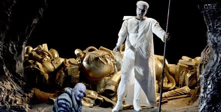 Anaemic 'Rhinegold' opens Dorst's 'Ring' in Bayreuth