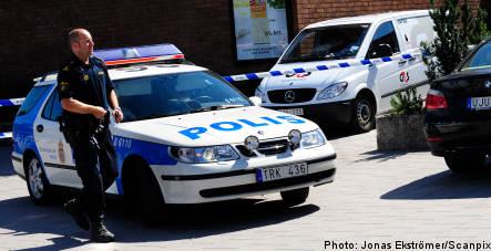 Stockholm hit by wave of cash transport heists