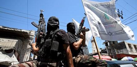 Hamas frees cameraman working for German TV