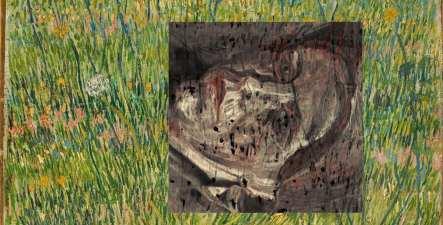 Hidden Van Gogh painting revealed by Hamburg science centre