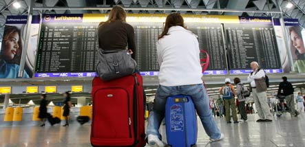 Strike at Lufthansa units cause widespread cancellations