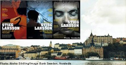 Larsson trilogy inspires Stockholm's latest walking tour