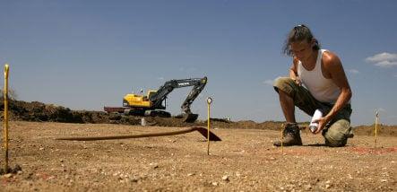 Archaeologists unlocking 'German Stonehenge' secrets
