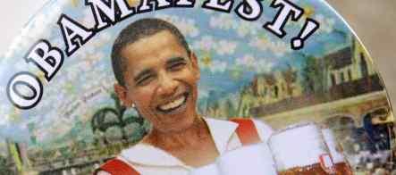 Genealogist finds Obama's German roots