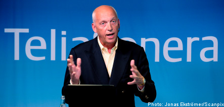 TeliaSonera posts solid quarterly results