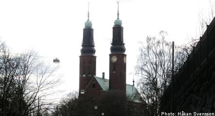Churches vandalized for Europride involvement