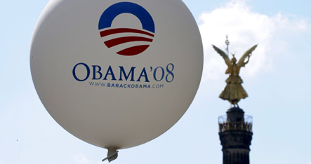 Berlin gears up for Obama visit