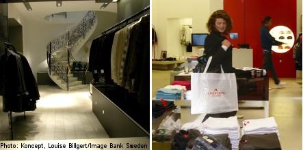 Swedish fashion taking the world by storm