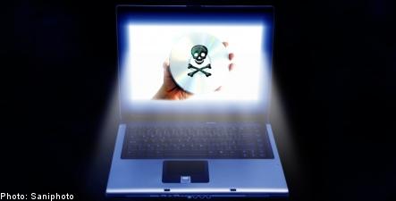 Swedish firms slam UK filesharing measure