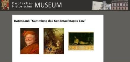 Hitler's art collection made public online
