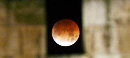 Colourful lunar eclipse due Saturday night