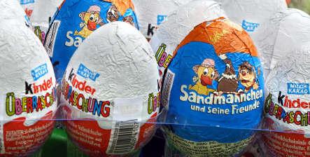 German politicians eye Kinder surprise egg ban