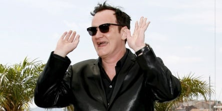 Tarantino and Pitt join forces to scalp Nazis in Berlin