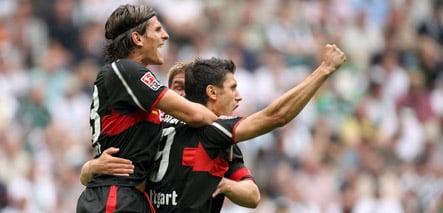 Stuttgart open new Bundesliga season with away win