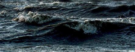 High seas injure 23 German ferry passengers