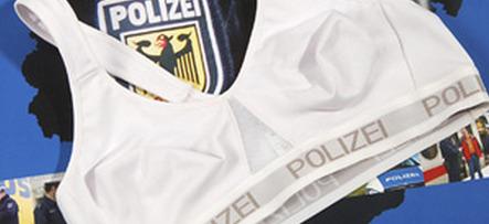 Brits eye German police safer bra initiative