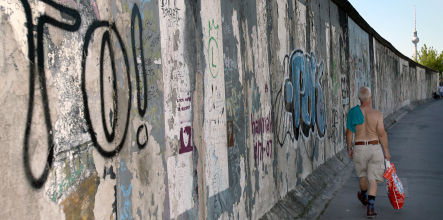 Study shows at least 136 died at Berlin Wall