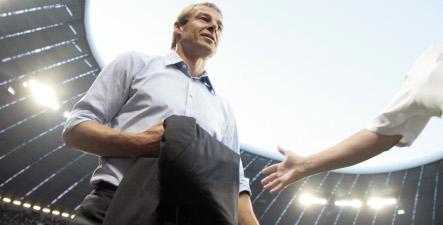 Klinsmann demands patience as Bayern faces roughs season start