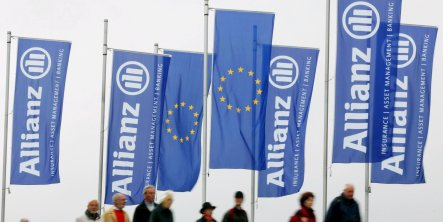 Allianz shares plunge after profit warning