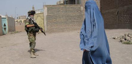 German believed abducted in Afghanistan