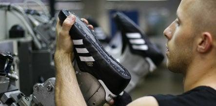 Adidas Q2 strong despite limping Reebok