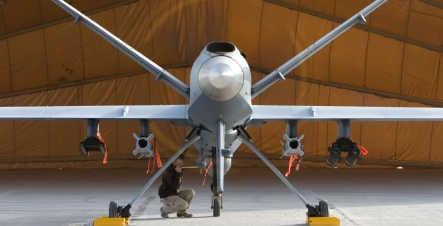 Germany denies interest in Pentagon's armed drones