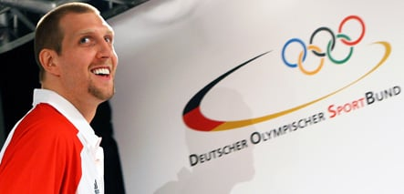 Basketball star Nowitzki to carry German flag at Olympics