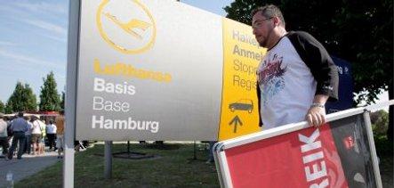 Lufthansa still cancelling flights despite strike's end