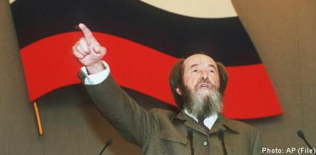 Nobel literature academy hails Solzhenitsyn