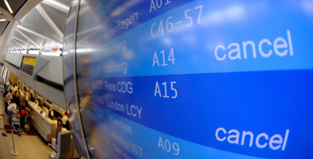Lufthansa cancels flights amid new strike