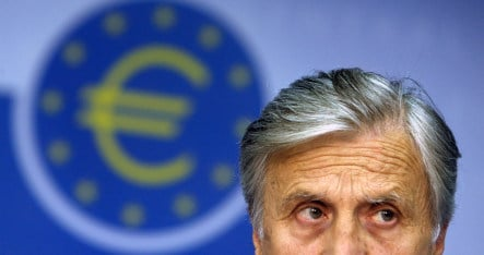 ECB sees euro-zone credit squeeze easing