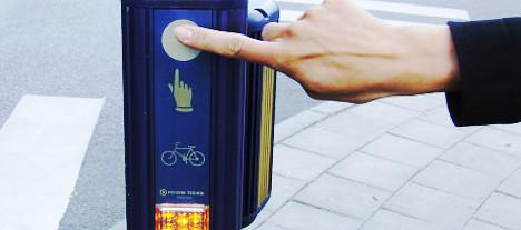 Swedish pedestrians receive secret message from God