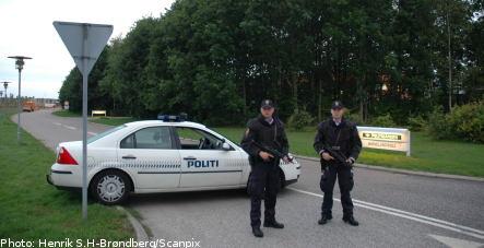 Swede in custody for Copenhagen heist