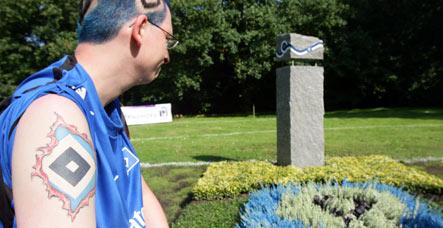 Hamburg offers fans team graveyard plots