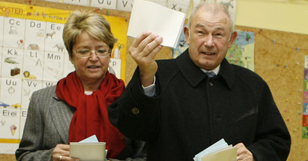 Bavarians head to the polls in key vote