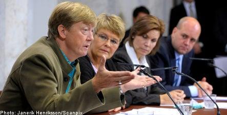 Sweden plans for green spending spree