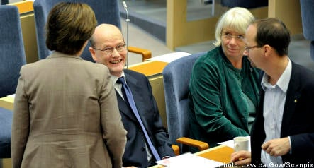 Criticism and praise for 2009 Swedish budget