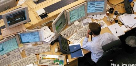 No reprieve for embattled Swedbank