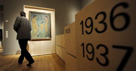 Berlin museum retraces looted Nazi art