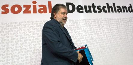 Social Democrats demand leftward lurch