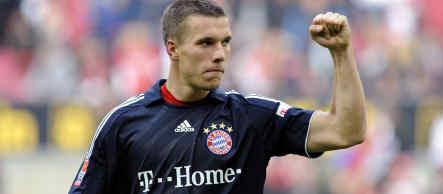 I'd quit Bayern if I was Podolski, says Sammer