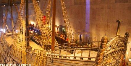 Iron found to be a threat to Vasa's future